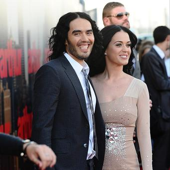 Russell Brand and Katy Perry had a short-lived marriage