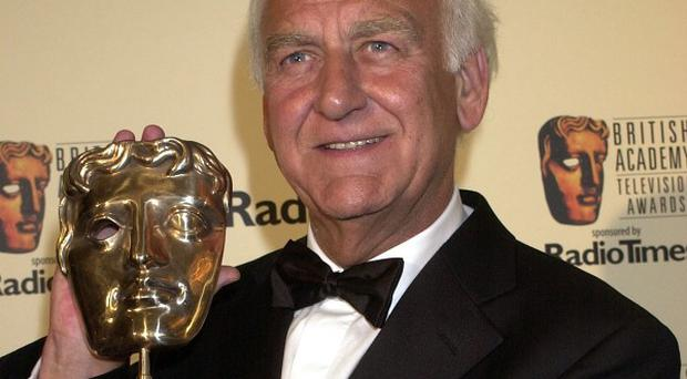 John Thaw starred in TV drama Inspector Morse