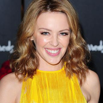 Kylie Minogue says going back to acting was scary