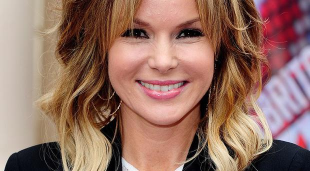 Amanda Holden says she has similar taste to David Walliams when it comes to BGT acts