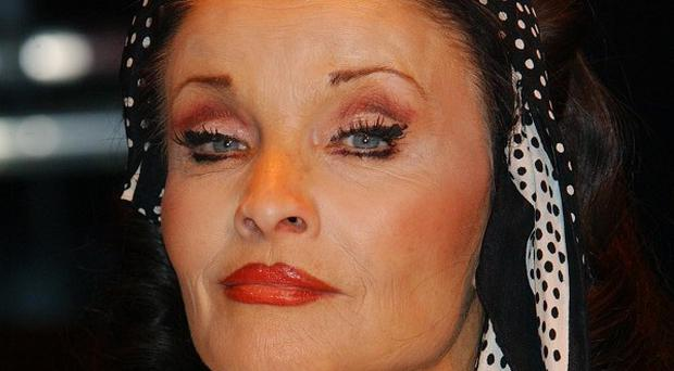 Kate O'Mara's son was found dead in the garage at her Warwickshire home
