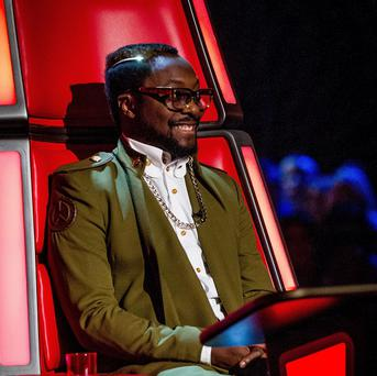 Will.i.am admits he has been using sneaky tactics on The Voice