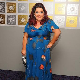 Lisa Riley says being on Strictly has helped improve her love life