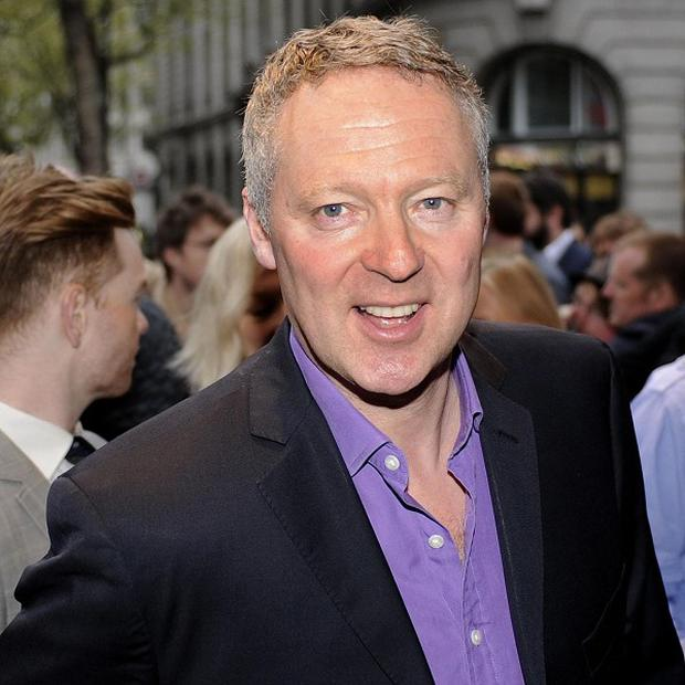 Rory Bremner dreams of having a talk show