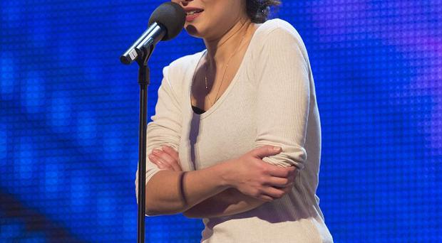 Alice Fredenham tried her luck on The Voice and Britain's Got Talent