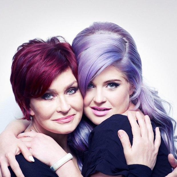 Sharon and Kelly Osbourne are fronting the Fashion Targets Breast Cancer campaign