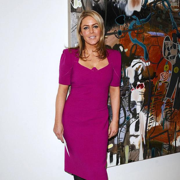 Patsy Kensit talked about losing weight on Alan Titchmarsh's show