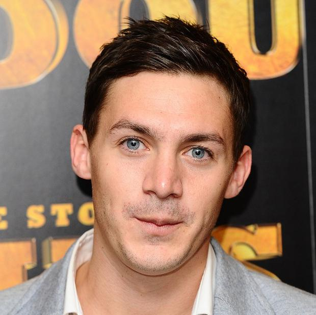 Kirk Norcross is hoping to start a film career