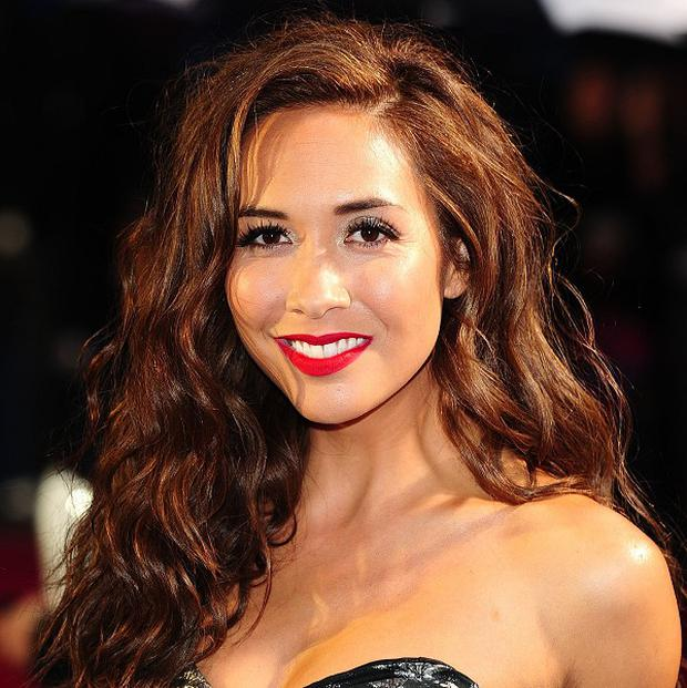 Yummy mummy: Myleene Klass says she offered breast milk to friends