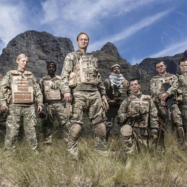 Bluestone 42 will return for another series on the BBC