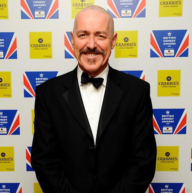 Griff Rhys Jones will produce A Poet In New York about Dylan Thomas