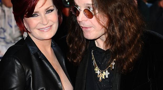 Sharon Osbourne insisted that she and Ozzy are not divorcing
