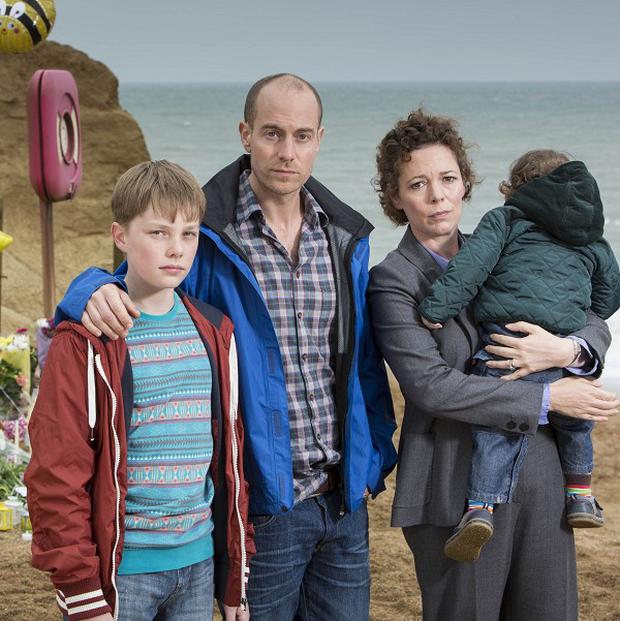 Matthew Gravelle's character was revealed as the Broadchurch killer