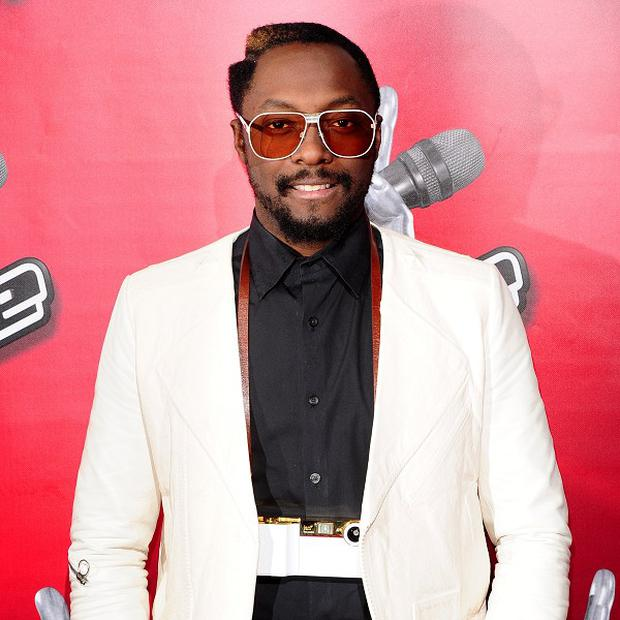 Will.i.am told The Voice audience that he needed to get fit