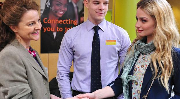 Russell Tovey said The Job Lot had to be respectful