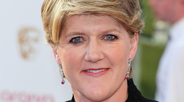 Clare Balding is to be given the 'Special Award' at the TV Baftas next month