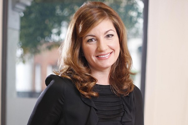 Karren Brady said she likes to stay in and cook for her family