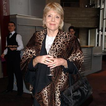 Diana Rigg had great fun working on Doctor Who with her daughter