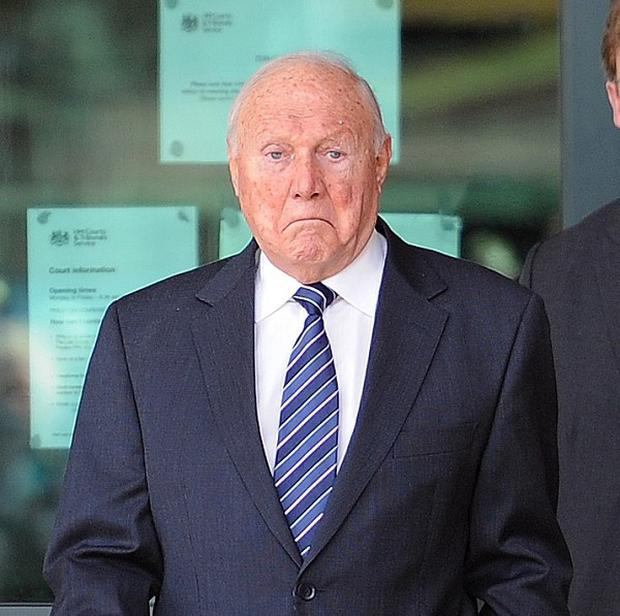 Stuart Hall has admitted indecently assaulting 13 girls, the youngest aged nine