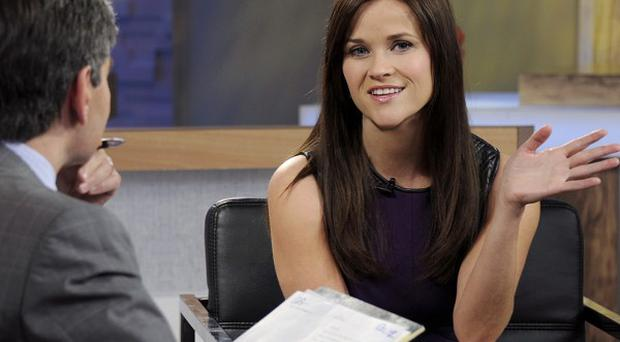 Reese Witherspoon told Good Morning America how embarrased she was by her behaviour