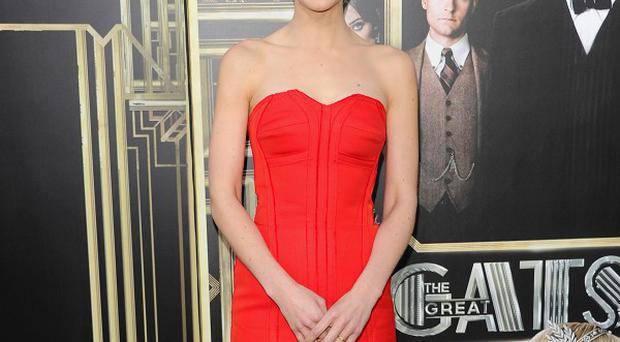 Carey Mulligan wore Lanvin for The Great Gatsby world premiere in New York