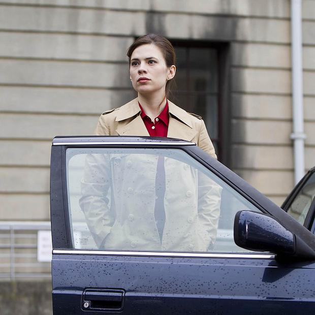 Hayley Atwell stars in Life Of Crime