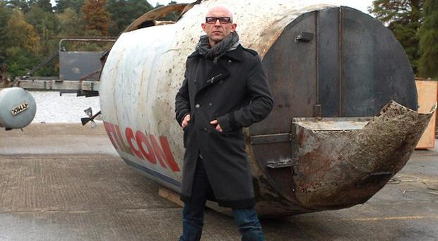 Jason Bradbury presents Motor Morphers