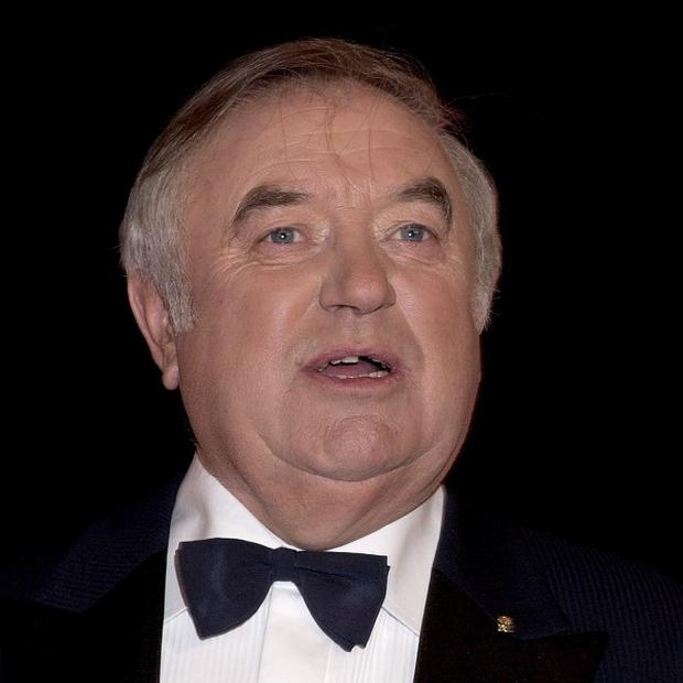 Jimmy Tarbuck has spent more than 50 years in television