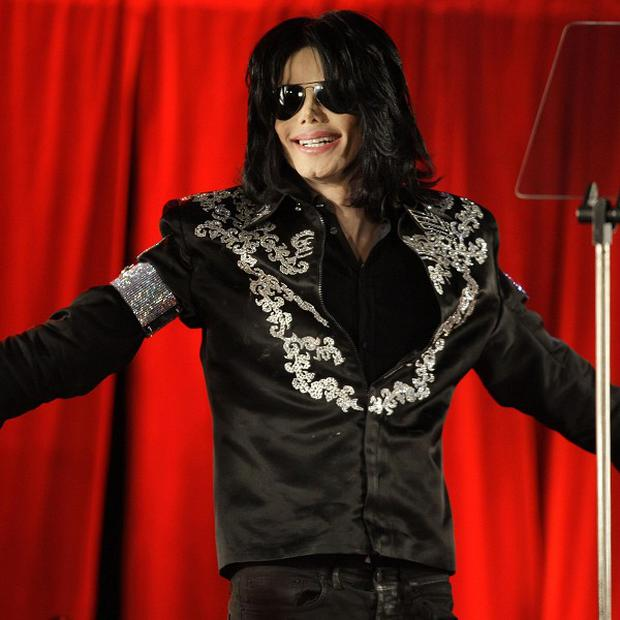 Michael Jackson appeared much thinner than earlier in his career, a dancer who worked with the singer has said (AP/Joel Ryan)