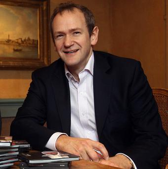 Alexander Armstrong has hit out at those who discriminate against upper-class people