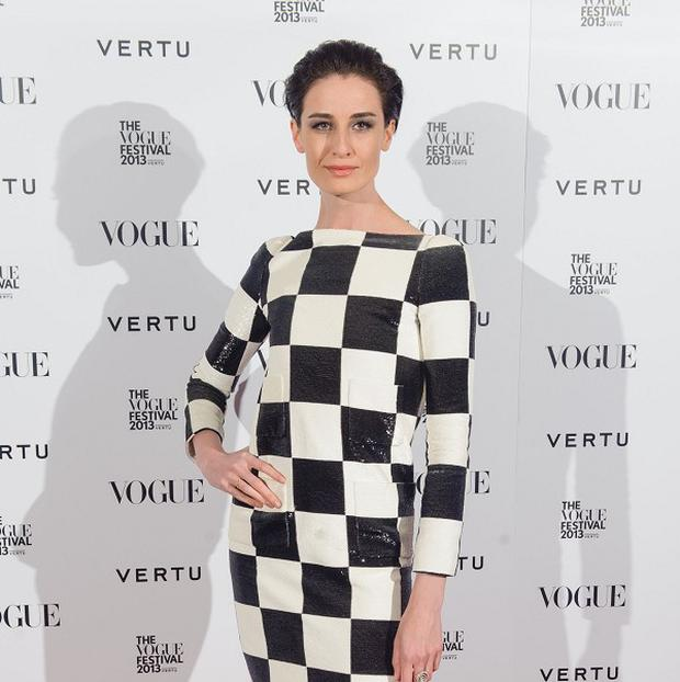 Erin O'Connor is to be a mentor on The Face