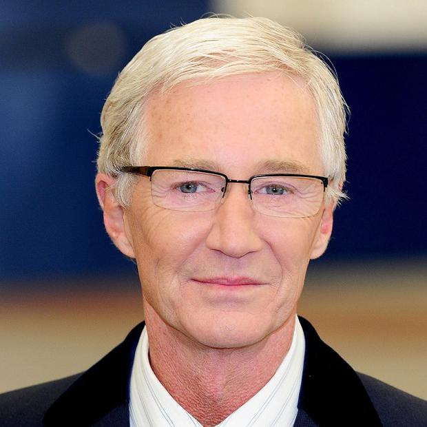Paul O'Grady is fed up of seeing people cry on reality shows