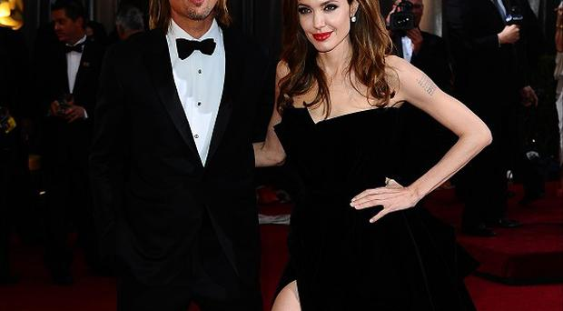 Brad Pitt said it had been 'an emotional and beautifully inspiring few months'