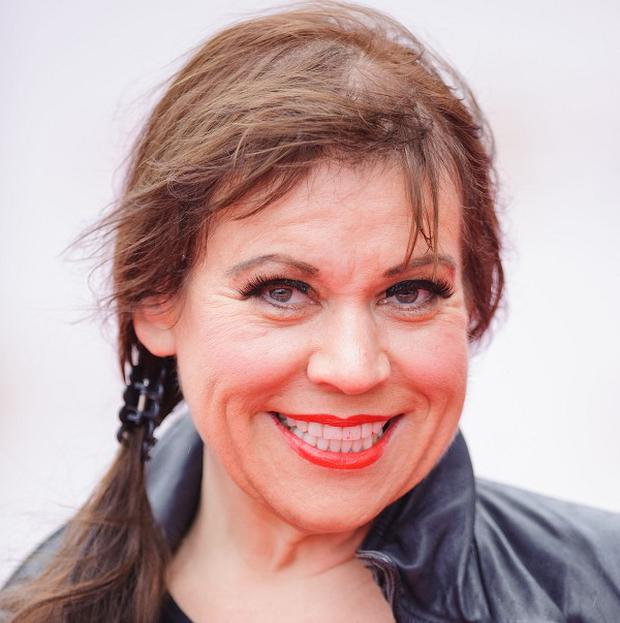 Tina Malone announced her pregnancy on This Morning