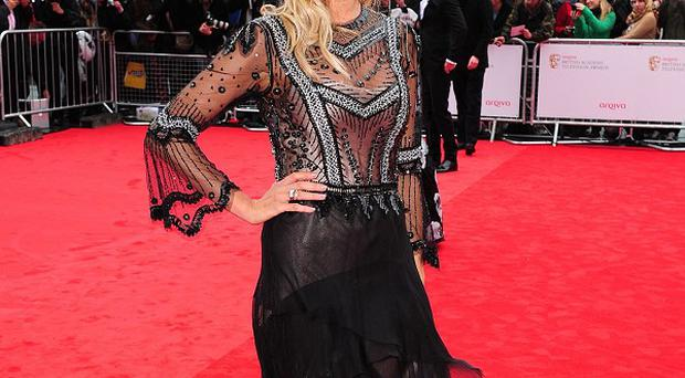 Tess Daly is the new face of L'Oreal aged 39
