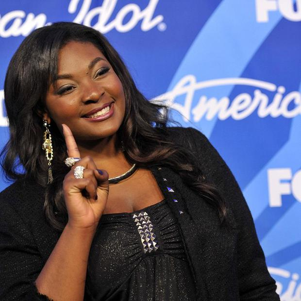 Candice Glover is the first female American Idol winner in six years (AP)