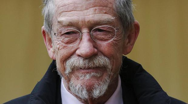 John Hurt is also expected to appear in the 50th anniversary special of Dr Who later this year