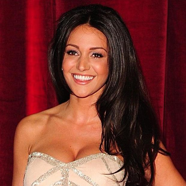 Coronation Street actress Michelle Keegan was voted Sexiest Female for the fifth consecutive time