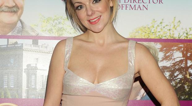 Sheridan Smith has called Russell Brand a friend