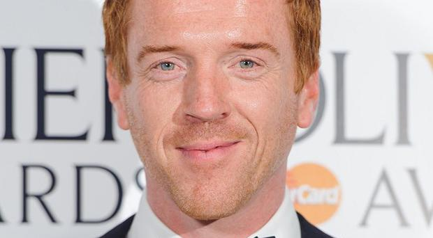 Damian Lewis has been nominated for best actor at the Critic's Choice TV awards in the US