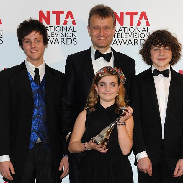Hugh Dennis doesn't think the Outnumbered kids will leave home for a long time
