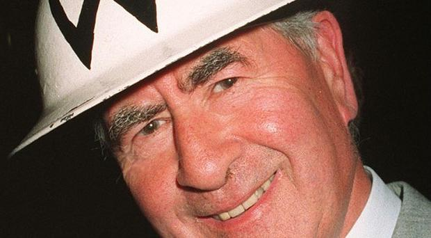 Comedian and actor Bill Pertwee has died aged 86