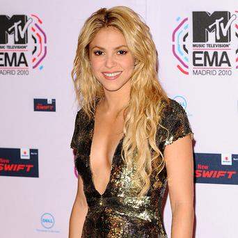 Shakira has written a song for her son