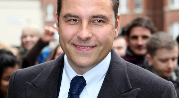David Walliams said the performance by shadow theatre act Attraction 'was absolutely stunning'