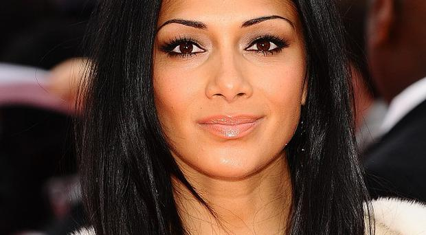 Nicole Scherzinger used the term 'effing' in an X Factor results show