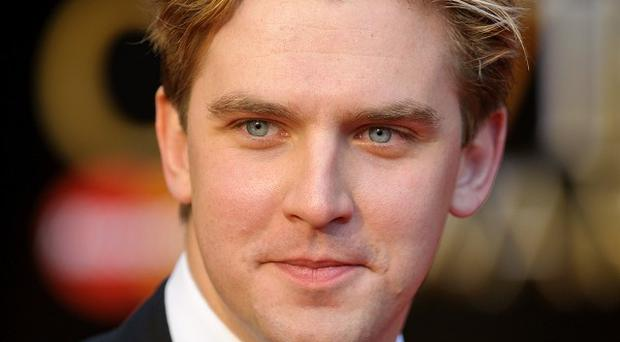 Dan Stevens' Downton Abbey character was killed off last year