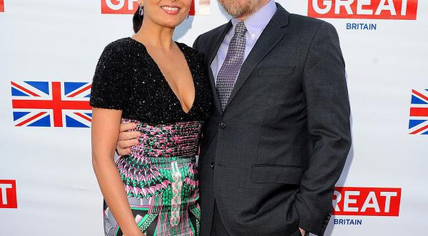 Jared Harris and Allegra Riggio are set to wed