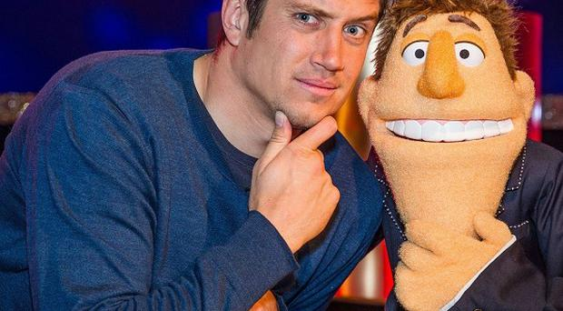 Vernon Kay will appear on the show alongside puppet Dougie Colon