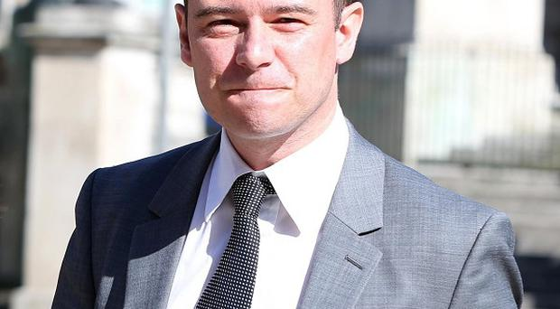 Andrew Lancel has been giving evidence in court