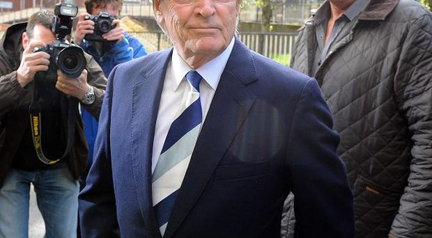 Coronation Street actor Bill Roache has been charged with indecent assault